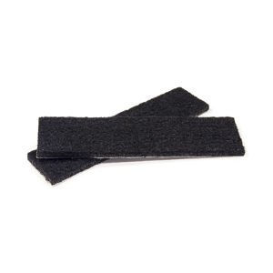 ECO FELTAC® - Black Strip Felt Pads