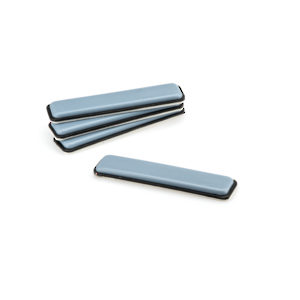 SUPER SLIDEX® Gray Strip Ultra-Sliding Glides