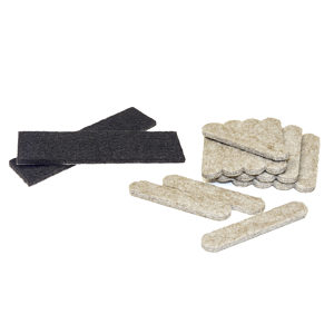 ECO FELTAC® Strip Felt Pads