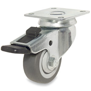 Swivel with Full Lock Brake