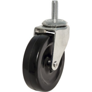 Multipurpose Furniture Caster - With Threaded Stem